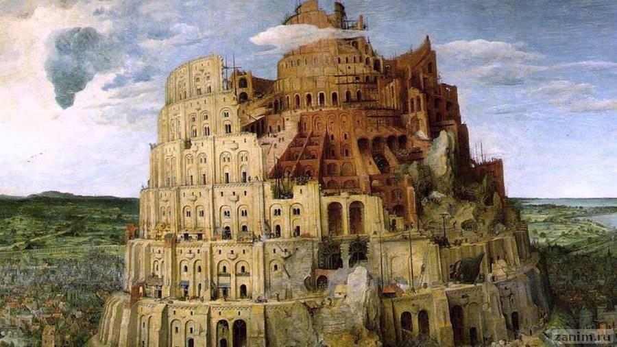 Военные обнаружили под Мосулом дворец царя, приказавшего построить Вавилонскую башню