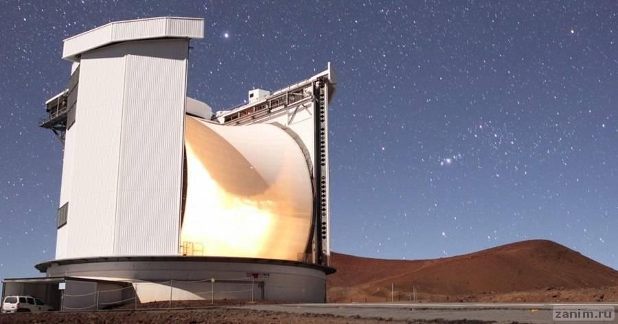 Замечена вспышка звезды, в 10 млрд раз более яркая, чем солнечные