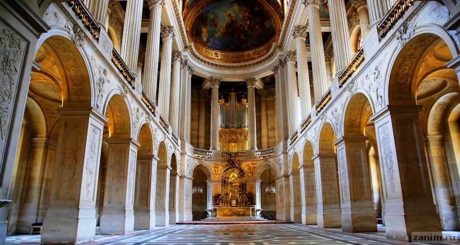 В Версаль привезут заказанный при Людовике XIV мрамор