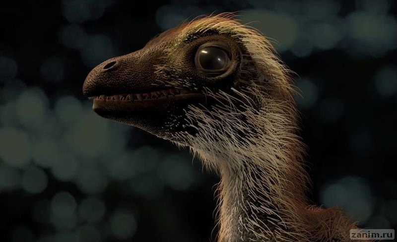 Как выглядел детеныш тираннозавра рекса