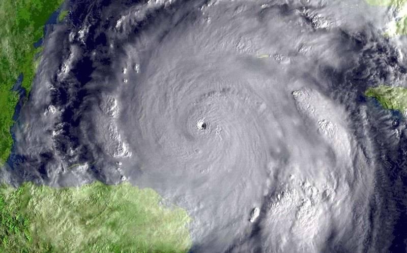 Вильма —мощный ураган 2005 года