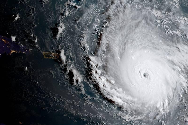 Ирма— самый продолжительный ураган пятой категории