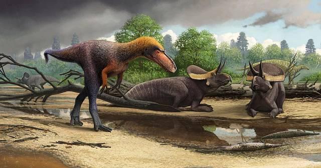 Описан новый вид динозавров | Журнал Популярная Механика