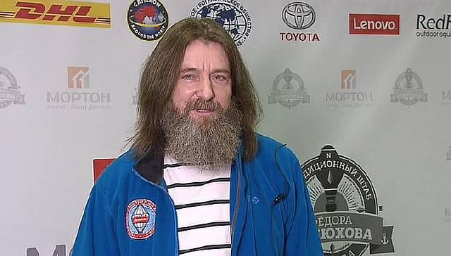 После океана Федор Конюхов решил покорить стратосферу