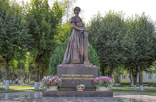 История княгини Шаховской