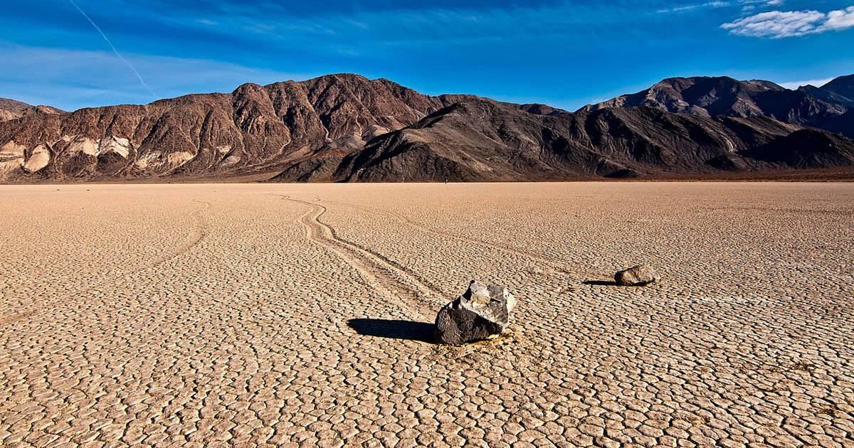 Долина Смерти оказалась самым жарким местом на Земле