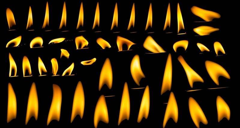Почему, когда свеча гаснет, отфитиля идет густой дымок?