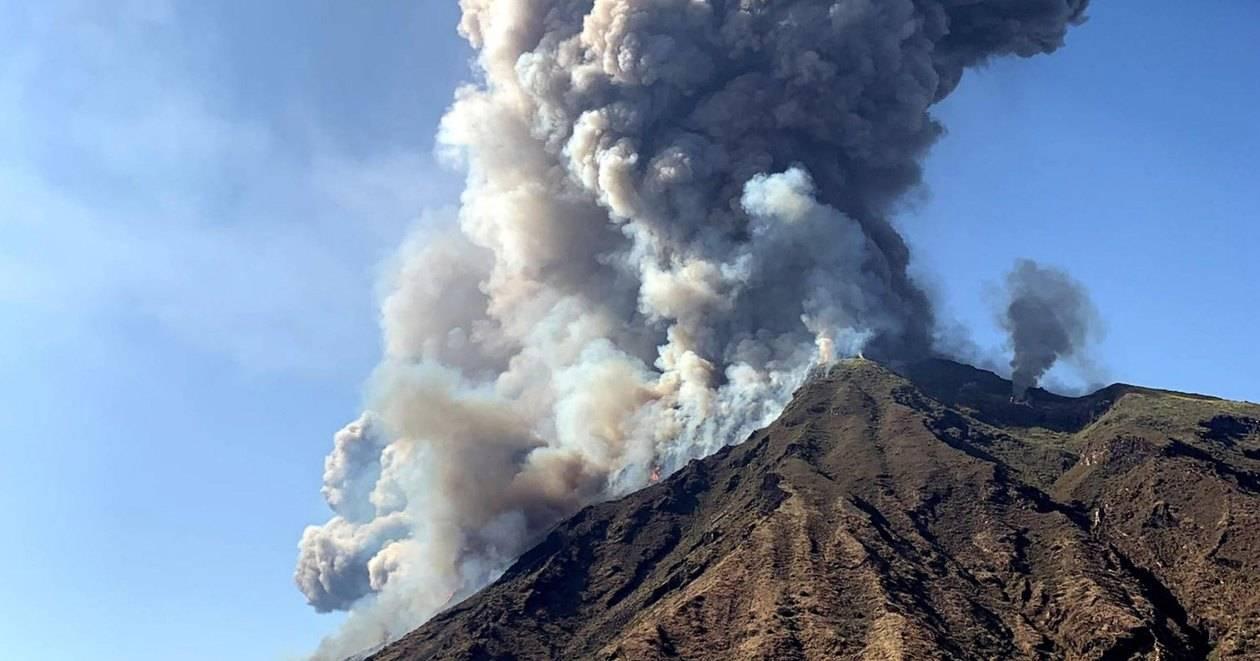 Самый активный вулкан в Европе снова проснулся. Есть жертвы